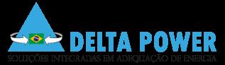 Delta Power do Brasil | Adequação de Energia | No-Break (UPS) | Retificadores | Transformadores Logotipo